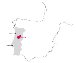 Mapa Viseu