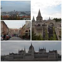 O parlamento e a cidadela.
