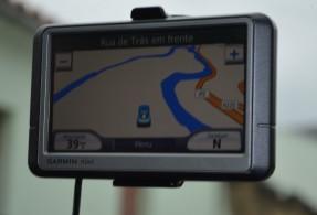 Eu odeio este GPS.