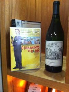 Viu o filme? Leu o livro? Ops, não... Tomou  o vinho?