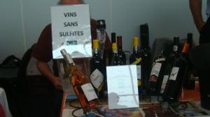 Vinhos sem sulfito