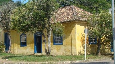 Anita era tão pobre que esta era a casa onde se arrumou para seu casamento.