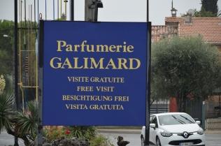 A Galimard é bacana porque tem um museu que explica a fabricação dos perfumes passo a passo.