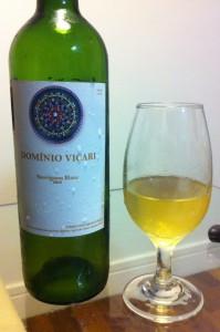 Só pela cor do Sauvignon da Lizete já dá pra ver que ele vai trazer surpresas.